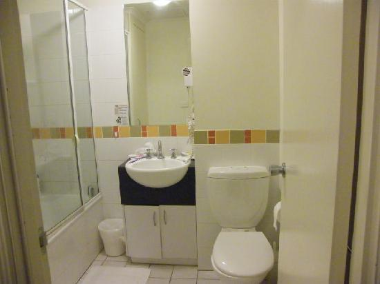 Small Bathroom Compared To The Rest Of The Room But