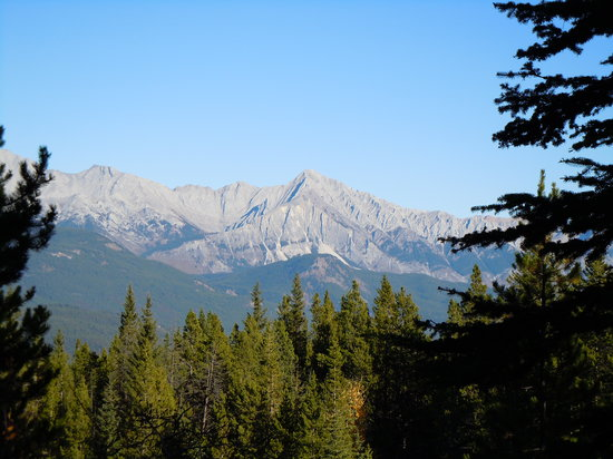 Storm Mountain Lodge: View from Storm Mountail Lodge