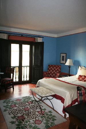 Hotel El Convento: our room