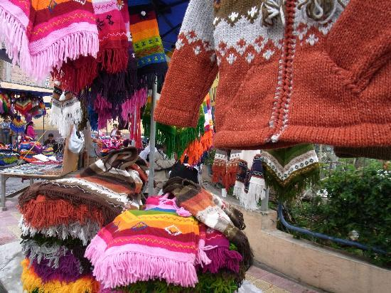 Otavalo, Ekvador: für jeden was dabei