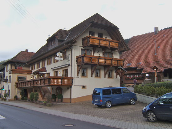 Gasthaus Rebstock: the inn