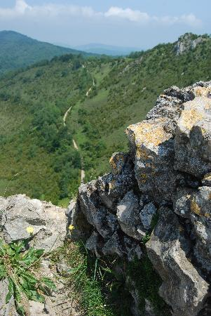 Ariege, Frankrig: Hiking trails behind Las Coumeilles