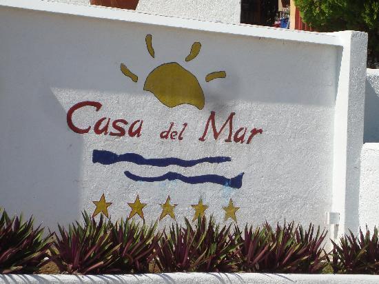 Casa del Mar: Entry to hotel