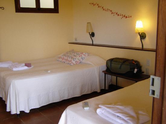 Hotel Patio del Malinche: Our room
