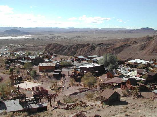 Best Western Plus Desert Villa Inn: We stayed here to visit Calico Ghost Town