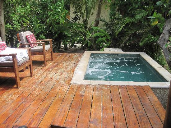 Plunge pool picture of likuliku lagoon resort malolo for Pool show qld