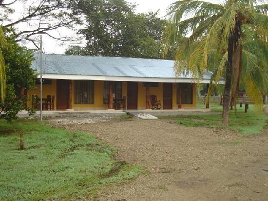 Hotel Paraje del Diria: Rooms