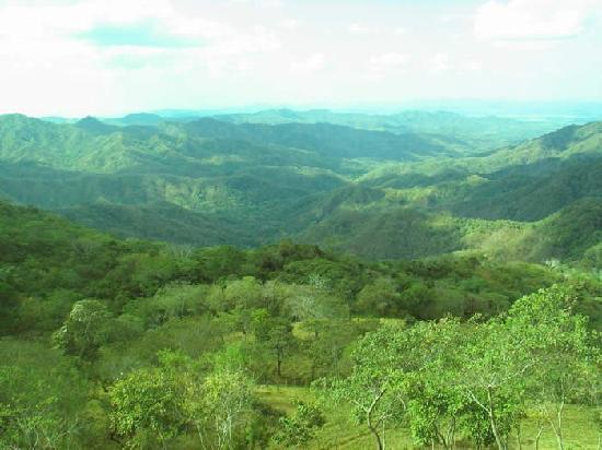 Hotel Paraje del Diria: National Park Diriá in Santa Cruz