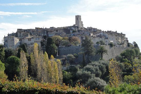 St-Paul-de-Vence, France: Saint-Paul (November 2010)
