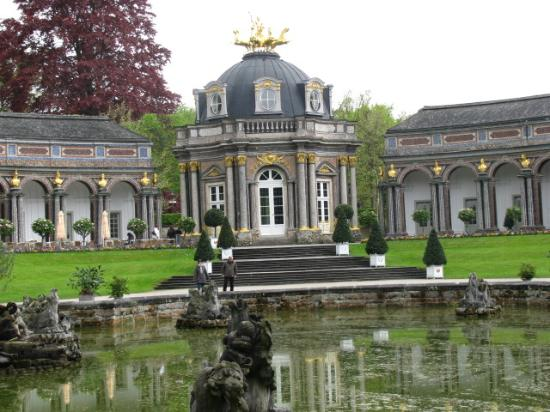 Bayreuth, Germany: Eremitage