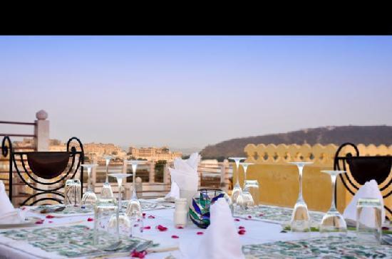 Chunda Palace Hotel: view
