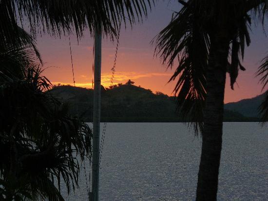 Labasa, Fiji: Another sunset