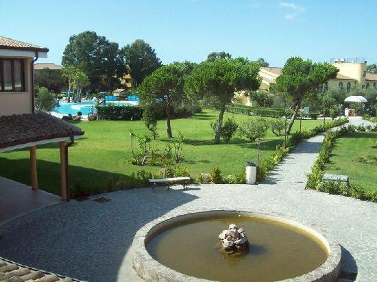 Arborea, Italia: vista camera