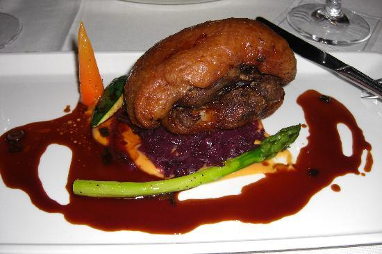 Cavan, Ireland: Half Peking Duck