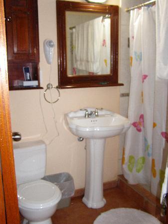 Casa Canada: bathroom