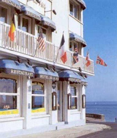 Langrune-sur-Mer, Frankrig: Hôtel Restaurant de la mer