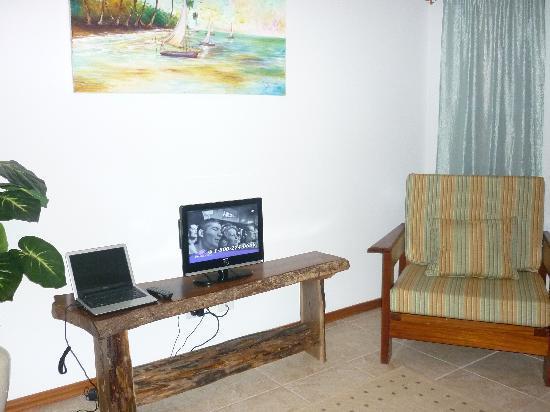 Ambergris Lake Villas: Dinig Room