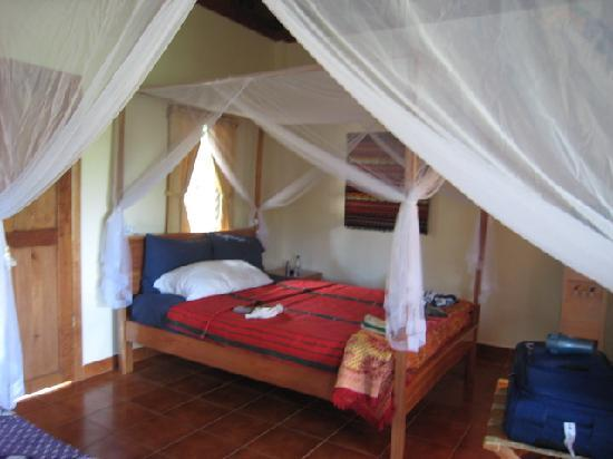 Mariposa Jungle Lodge: room
