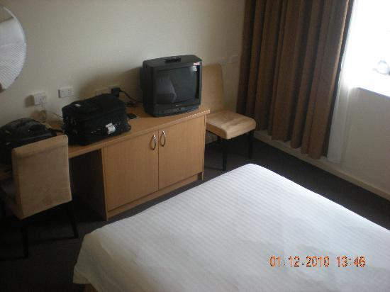 Comfort Inn Haven Marina: Room