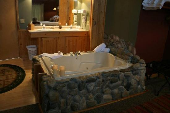 Pine River Ranch: Bathroom