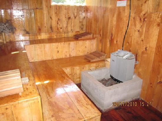 Concepcion de Ataco, El Salvador: Alicante Sauna