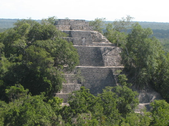 Campeche, Mexico: Calakmul