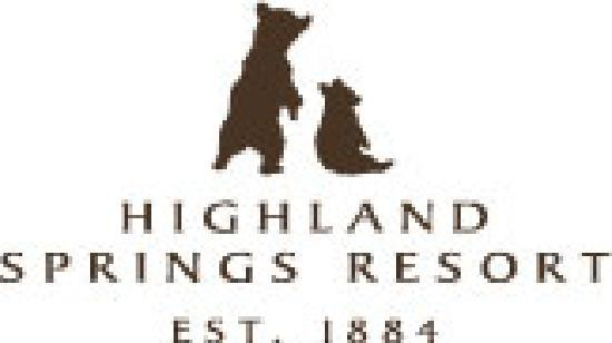 Highland Springs Resort and Conference Center: HSR Logo