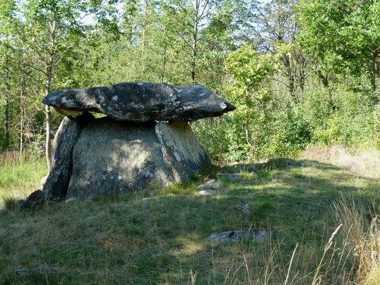 Bohuslän, Sverige: Hagadösen