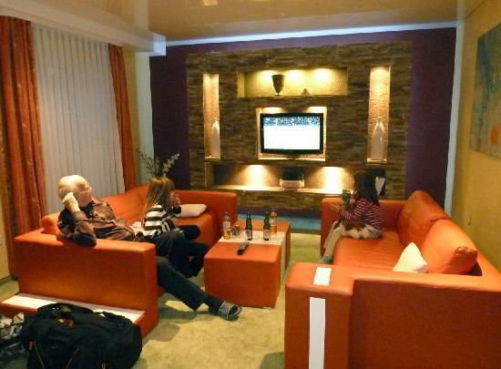 Hotel Sperling: Wohnzimmer