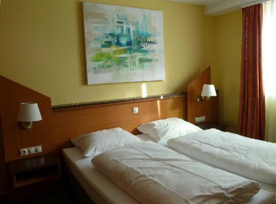 Hotel Sperling: 1. Schlafzimmer