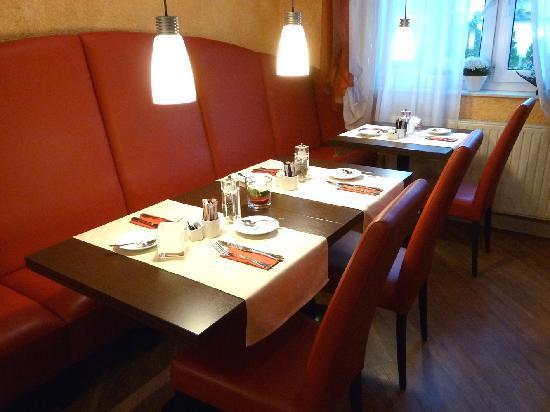Hotel Sperling: Frühstücksraum