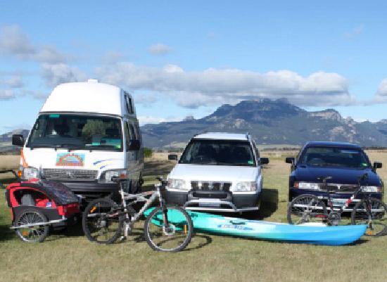 Car Campervan Bike And Kayak Hire Accommodation And Car Rental