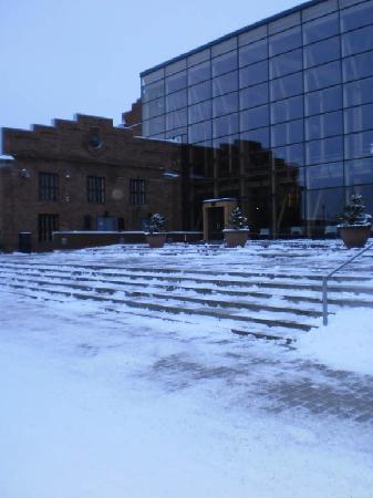 Lahti, Finland: Sibeliushaus