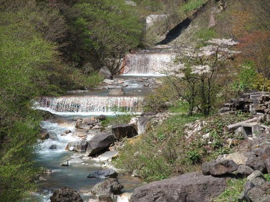 Sumi River by Gaga Onsen