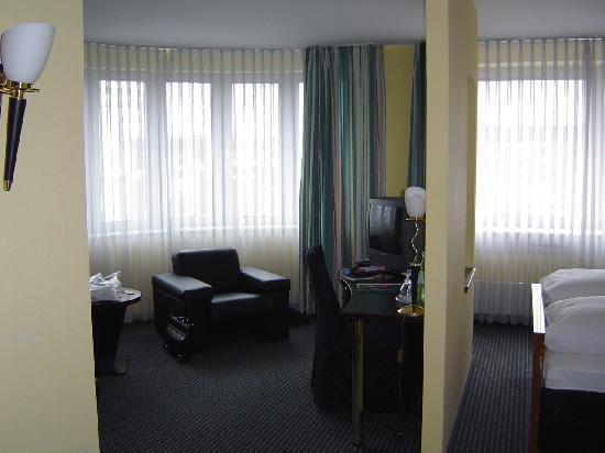 Mercure Hotel Plaza Essen: Juniorsuite