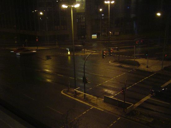 Mercure Hotel Plaza Essen : Nachts ist Ruhe