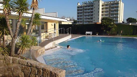 Piscina esterna foto di wellness hotel terme delle - Hotel preistoriche montegrotto prezzi piscine ...
