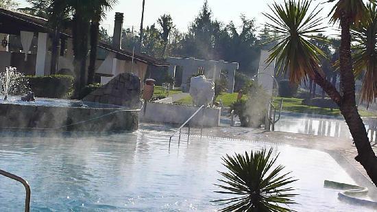 Wellness Hotel Terme delle Nazioni: vasca esterna