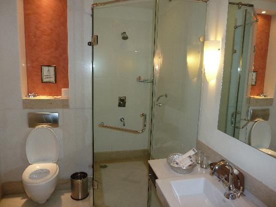 Dia Park Premier: Bathroom in a standard room