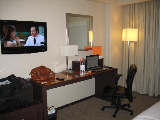 Hotel Novit: desk