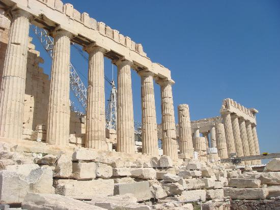 Athens, Greece: パルテノン