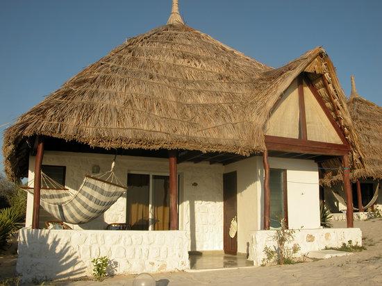 Толиара, Мадагаскар: bungalows