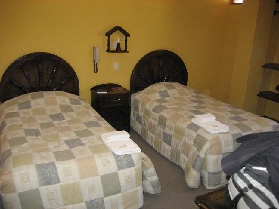 Colca Inn Hotel: twin room