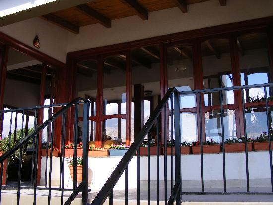 Hostal del Valle : Breakfast Room