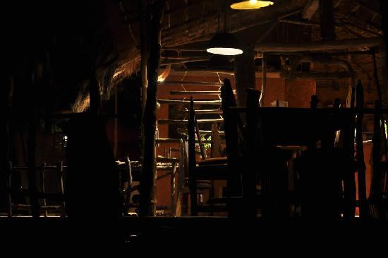 Tama Lodge: Nuit.. plus un bruit