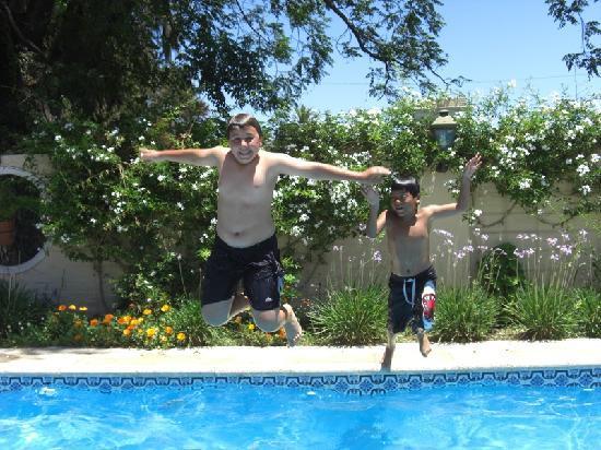 San Antonio de Areco, Argentinien: Great little pool!
