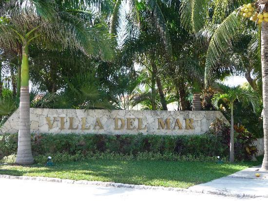 Villas Del Mar: VDM entrance