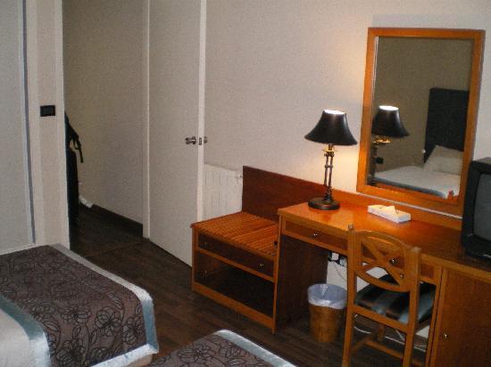 Charles Hotel: Zweibettzimmer