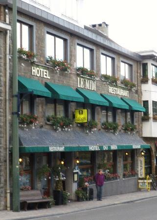 Le Midi Hotel-Restaurant