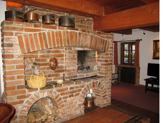 Romantik Hotel U Raka: Deluxe Suite Fireplace